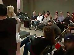 Darling sbattuta in pubblico pt.1