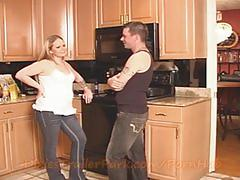Wife pays her cuckold husbands debt