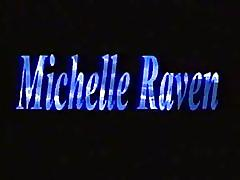 Michele raven has a deep throat orgasm!
