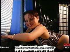 German goo girls casting 14 bukkake  session