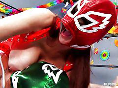 Another kind of lucha libre