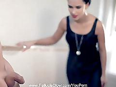 Fellucia - blowjob again , for me