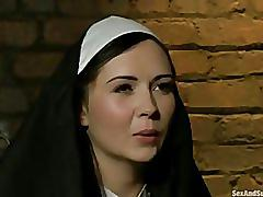 Angell summers - fucking a nun