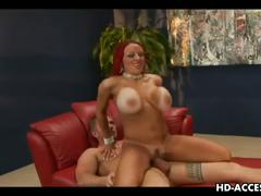 Mature milf with big tits hardcore fucking