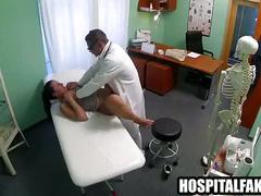 pussy, hardcore, brunette, amateur, mature, doctor