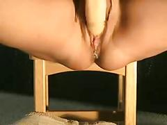 Real amateur gf,dripping and wet pussy