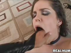 Bobbi starr and francesca le in hot lesbian sex