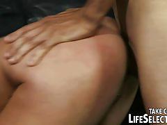 Dark bondage fantasies of a hot milf