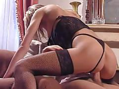anal, euro, threesome, pornhub.com, babe, shaved, ass-fucking, ass-fuck, natural-tits, blowjob, skinny, leather, fmm, nylons