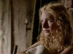 Rebecca ferguson - the white queen s1 (uncut)