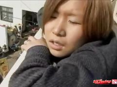 outdoor, blowjob, brunette, doggystyle, amateur, chubby, asian, public, classic, retro, japanese, flashing, big-tits, vintage, jav, uncensored, 41ticket, 201century