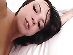 Stephanie does anal creampie
