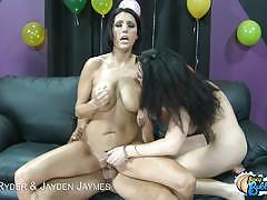 Dylan ryder and jayden james threesome fuck