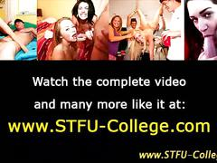 Teen college party turns orgy