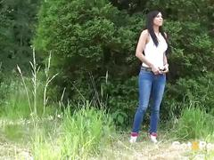 outdoor, woman, public, pissing, voyeur, pee, compilation, women, peeing