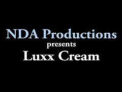 Luxx cream insemination on amateur creampies