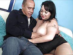 Big boobs big ass and a big mouth