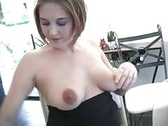 Beautiful pregnant mom 21 (with lactating boobs)