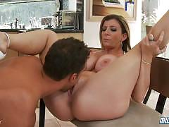 Milf sara jay with huge bosoms unforgettable fuck