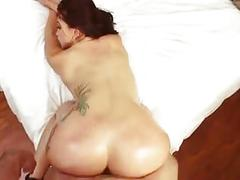 Bootylicious babe gets buttfucked good w anal creampie (gzh)