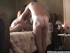 Real milf mrs adams gets shared with hubby's friend