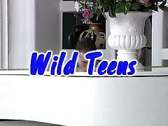 Wild teens - scene 1
