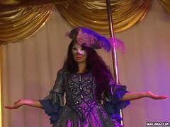 Magma film german masquerade swingers party