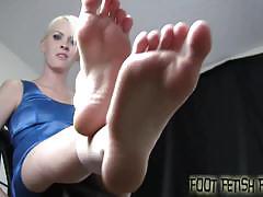 brunette, blonde, bdsm, slave, mistress, pov, black hair, humiliation, femdom, foot fetish