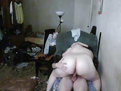 fat, chubby, ride-a-cock, ride, russian-amateur, brunette, handjob, blowjob, homemade, amateur, riding