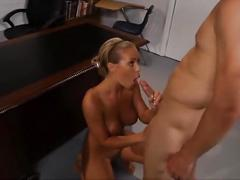 A hot teacher fuck her student