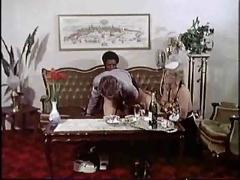 Vintage 70s danish - big and black (german dub) - cc79