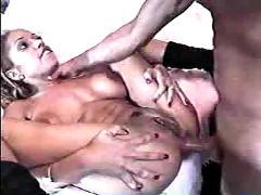 Hard anal - black grl
