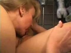 Mature woman seduces younger girl...3-f70