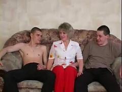 Russian mom - valentina 3