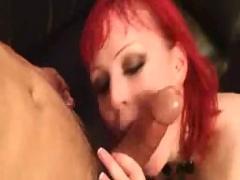 Super hot redhead milf