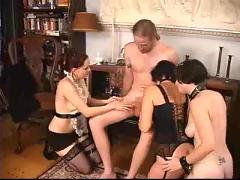 Group blow job