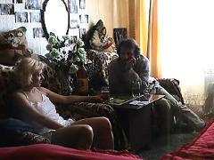 Ukraynali sevgililer gizli kamera