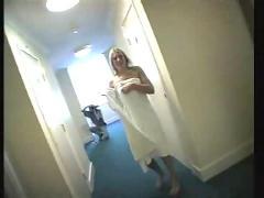 British rebekah in the shower