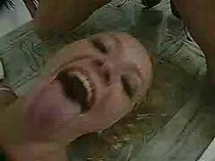 Anastasia blue - full length - gag, deepthroat, asslicking, anal, facial.avi