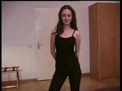 Julia a hot russian babe - csm