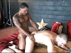 Black top drilling gorgeous latino