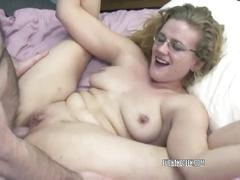Lustful wife chastity and brooke share some dick