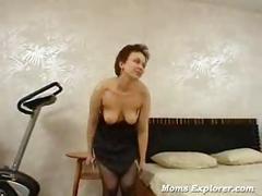 Mature women porno casting