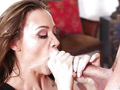 Chanel gets mouth fucked