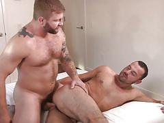 Colby jansen drilling morgan's tight asshole