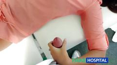 Fakehospital married wife with fertility problem has...