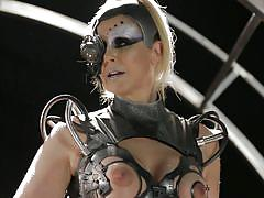 milf, blonde, blowjob, fantasy, hot boobs, cyborg, wicked pictures, julia ann
