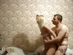 Russian couple sex on camera