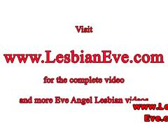 Jasmine black and eve angel lesbian fuck