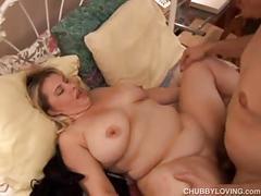 Tasty big tits blonde bbw tawni loves to fuck